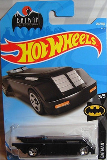 Hotwheels Batman The Animated Series #256 2018 Serie Animada