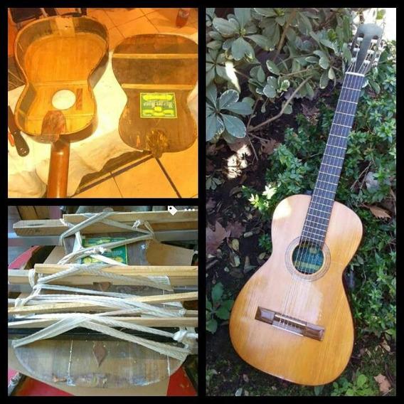 Restauraciones Reparaciones Guitarra Luthier