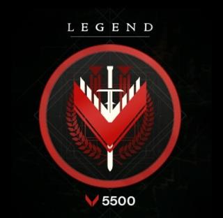 Recovery Destiny 2 Competitivo 5500 Puntos (ps4,pc,xbox)