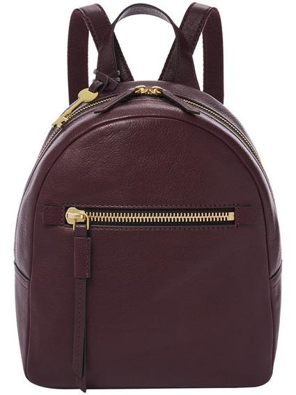 Bolsa Piel Dama Fossil Megan Backpack