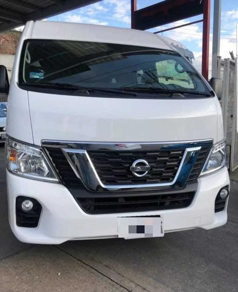 Remate De Camionetas Nissan Urvan 2018