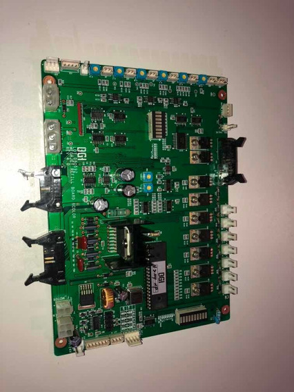 Placa Megajet Refil Board 6 Color