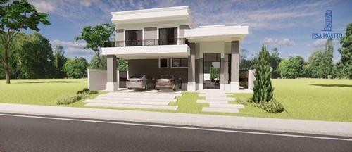 Imagem 1 de 16 de Casa Com 3 Dormitórios À Venda, 350 M² Por R$ 2.600.000,00 - Residencial Villa Bella Florença - Paulínia/sp - Ca2502
