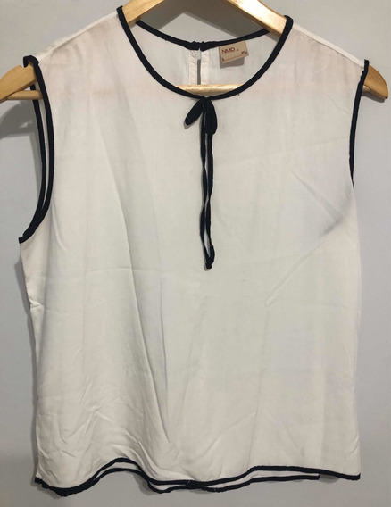 Camisola Musculosa Blanca Normandie Mujer. T M