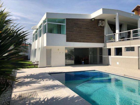 Casa Alto Padrão Centro, Ribeirão Pires - R$ 2200 Mi, Cod: 1609 - V1609