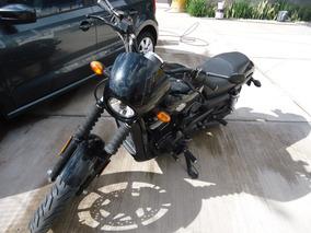Harley Davidson Street Bob 750 Modelo 2015, Seminueva