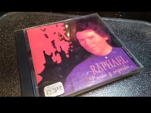Raphael Cd Punto Y Seguido Original De Colección