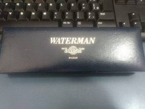 Kit Canetas Waterman Paris 18k