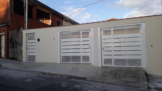 Casa Em Jaguaré, São Paulo/sp De 40m² 1 Quartos Para Locação R$ 1.300,00/mes - Ca581995