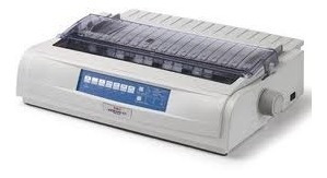 Promoção- Impressora Matricial Ml421 Okidata Melhor Custo Be