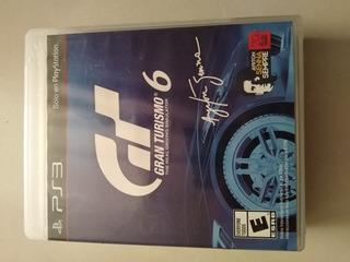 Grand Turismo 6 Ps3