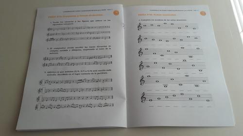 Imagen 1 de 6 de Cuadernos De Teoría Musical Aplicado Al Violín