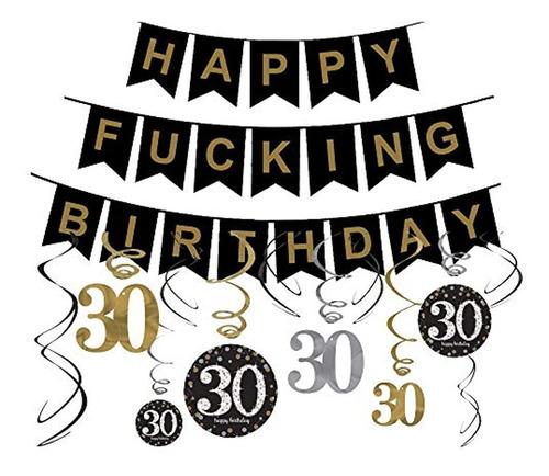 30 Decoraciones Para Fiesta De Cumpleaños