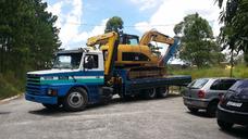 Scania 113 360 6x4 Munck E Prancha Leia Tudo Por Favor