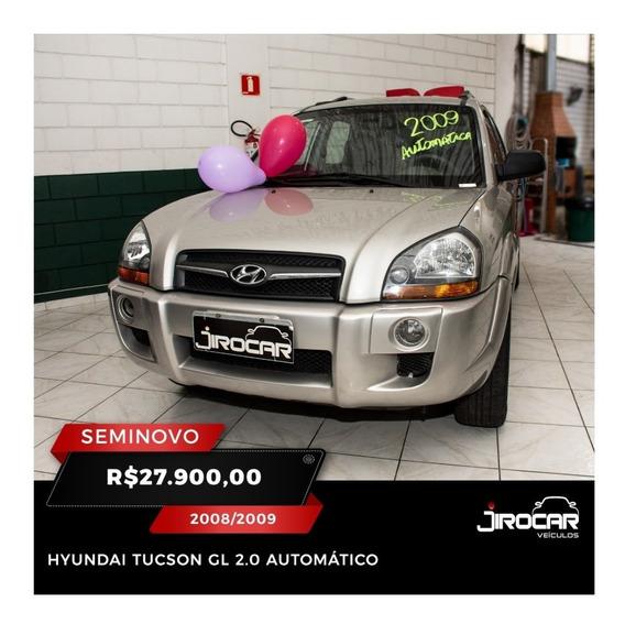 Hyundai Tucson 2.0 Gl - Automática - Completa
