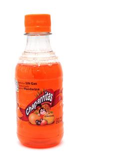 Chaparritas Mandarina De 250 Ml