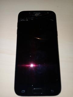 Celular Samsung J5 Pro Frontal Quebrado