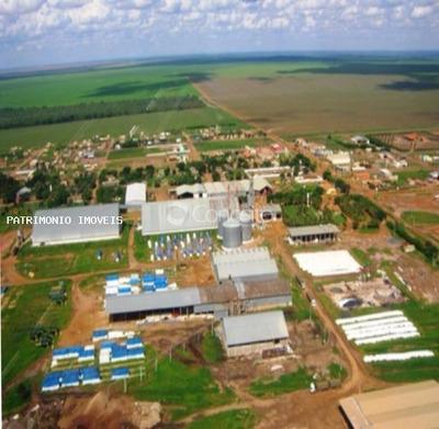 Fazenda Para Venda Em Santa Terezinha, Localizada As Margens Do Asfalto A 37 Kms De Vila Rica/mt E A 40 Kms De Santa Terezinha/mt. - 7957