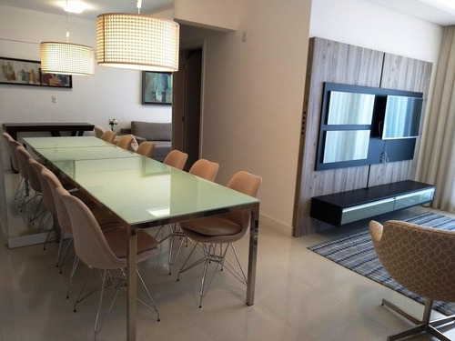 Imagem 1 de 28 de Apartamento Mobiliado No Bairro Capoeiras - Ap3785