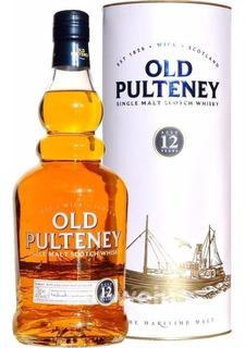 Whisky Single Malt Old Pulteney 12 Años Origen Escocia