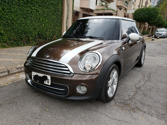 Mini Cooper 1.6 Pepper Aut. 3p 2012