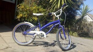 Bicicleta Opaltech Niña