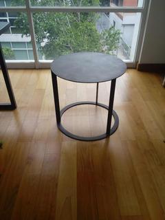 Side Table Montecarlo Gunmetal Bronze
