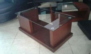 Mesa De Centro Moderna.