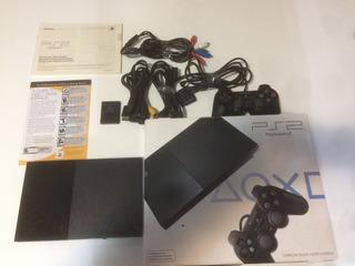 Playstation 2 - Raridade Super Combo Ps2 Sony Na Caixa