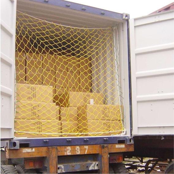 Rede Elástica Pra Divisão De Carga Em Container Todos