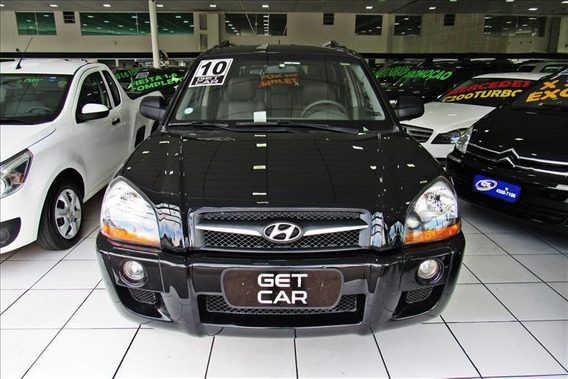 Hyundai Tucson Tucson 2.0 Mpfi Gl 16v 142cv 2wd Gasolina 4p