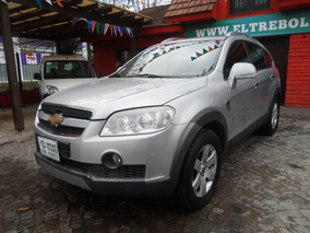 Chevrolet Captiva 2.0 Vcdi Ltz At 2008 7 Asientos