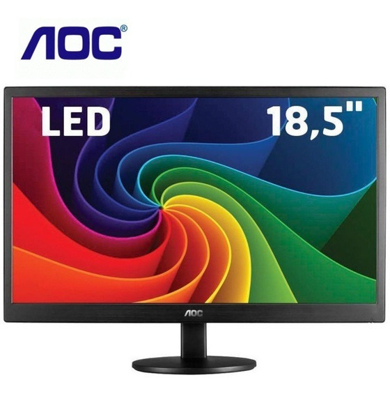 Monitor Aoc Led 18,5 E970swnl