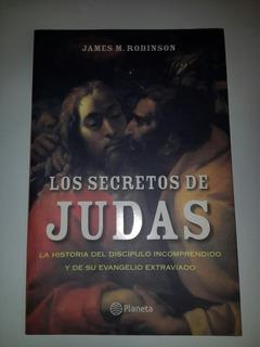 Los Secretos De Judas. Libro Físico