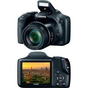 Câmera Digital Semiprofissional