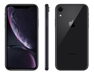 iPhone Xr Preto,tela 6,1, 64 Gb, Câmera De 12 Mp - Mry42br/a