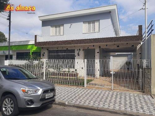Imagem 1 de 26 de Sobrado Com 3 Dormitórios, 220 M² - Venda Por R$ 1.000.000,00 Ou Aluguel Por R$ 6.000,00/mês - Jardim Santa Francisca - Guarulhos/sp - So0222
