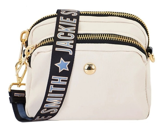 Cartera Bandolera Jackie Smith Dear Crossbody Bag Algodon