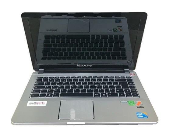 Notebook Microboard Iron I5xx I5 6gb 120gb Windows 14
