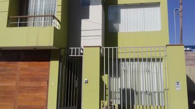 Linda Casa En Urb. Monte Bello - Tacna