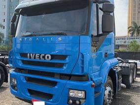 Iveco Stralis 410 2010 Trucado N 2544 2540 G 380 25390 2035