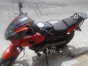 Moto Pulsar 220f - Vencambio A Boxer Ct