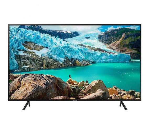 "Smart TV Samsung Series 7 4K 58"" UN58RU7100GXZD"