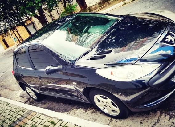 Peugeott 207 Hb Xr 2012 Preto