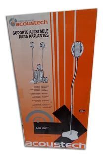 Soporte Hometheather - Acoustech X 6 Unidades (3 Bultos)
