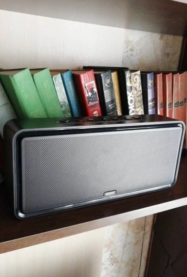 Caixa Bluetooth Doss 32w Seminova Abaixei Pra Vender