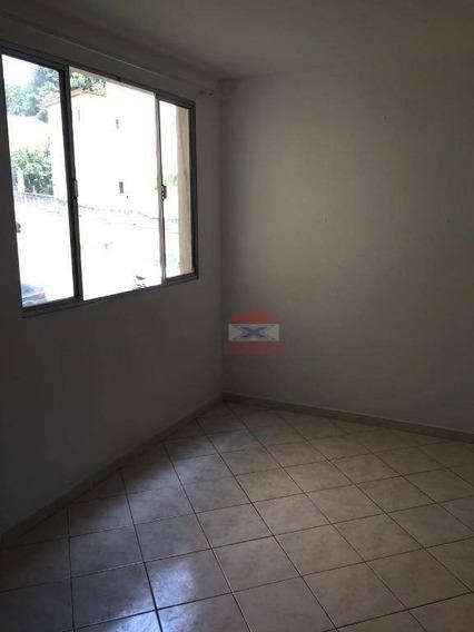 Apartamento Para Alugar, 55 M² - Jardim Da Glória - Cotia/sp - Ap0181