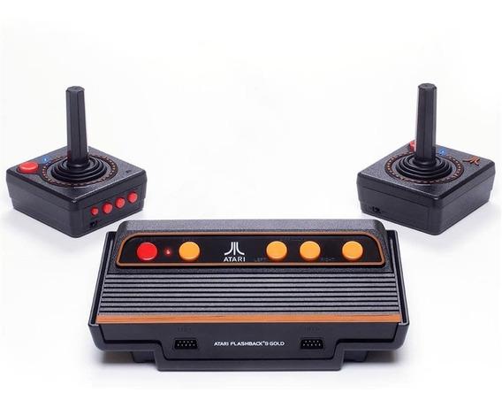 Video Game Atari Retro 9 Gold Edition Hd Lacrado Nota Fiscal