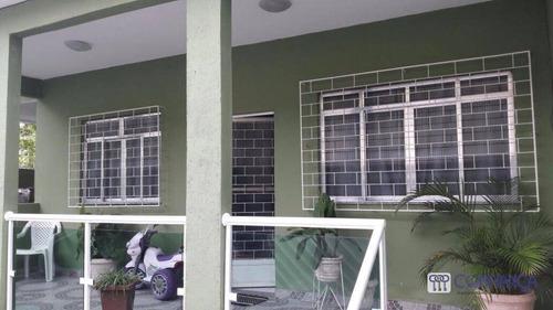 Casa Com 3 Dormitórios À Venda, 135 M² Por R$ 160.000,00 - Santíssimo - Rio De Janeiro/rj - Ca0888