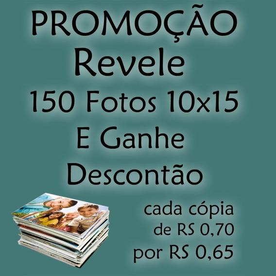 Pacote Com 150 Fotos 10x15